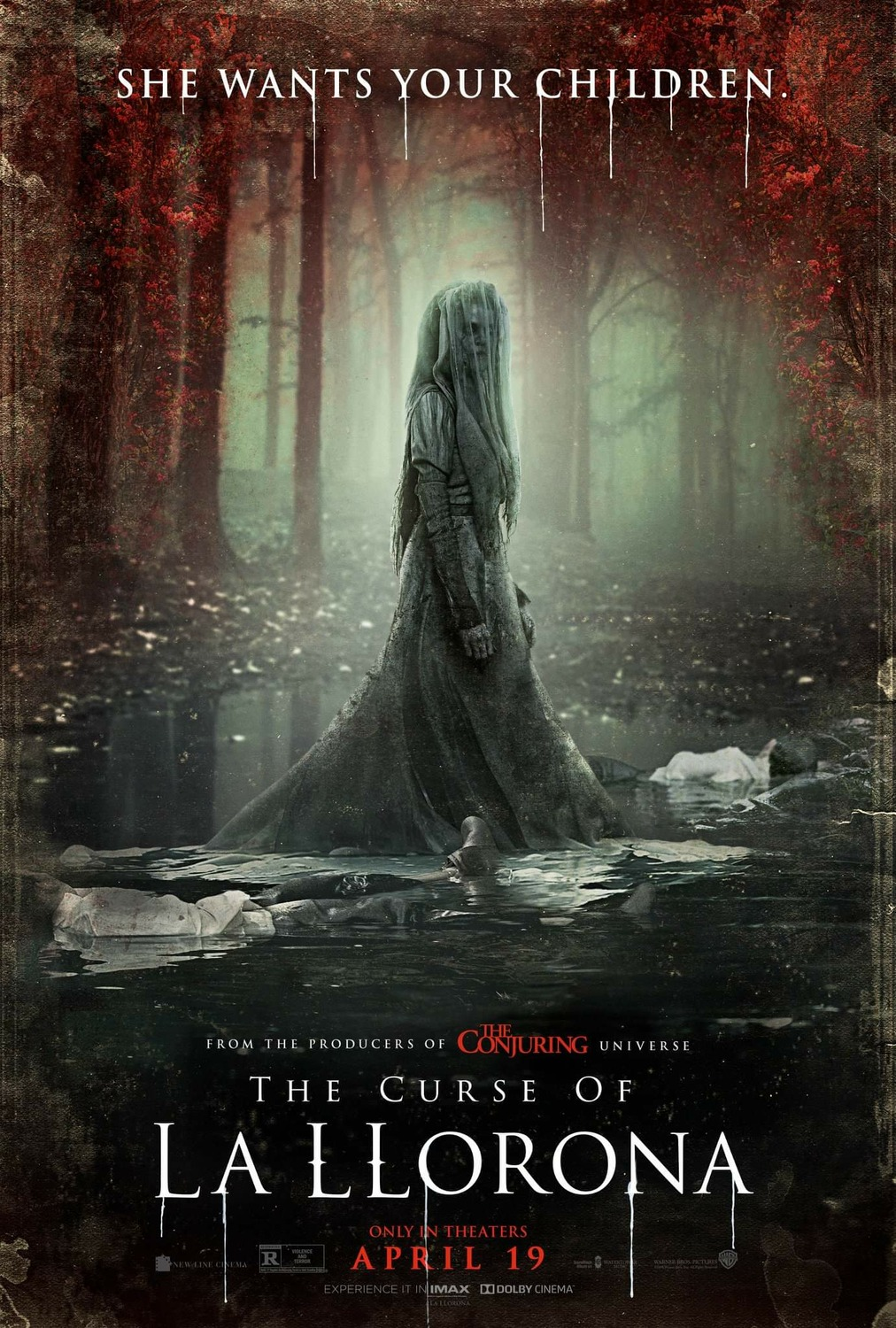 THE CURSE OF LA LLORONA (2019)