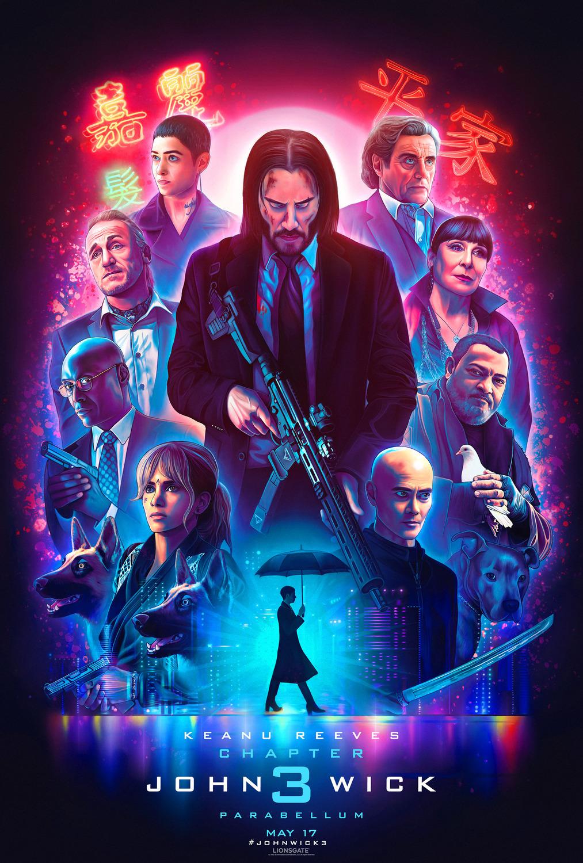 John Wick Chapter 3 Parabellum The Movie Spoiler