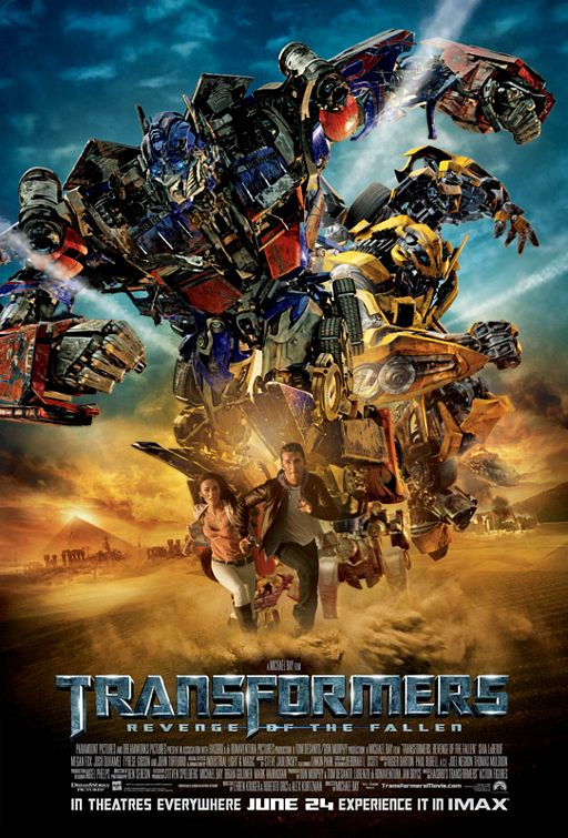 TRANSFORMERS 2: REVENGE OF THE FALLEN (2009)