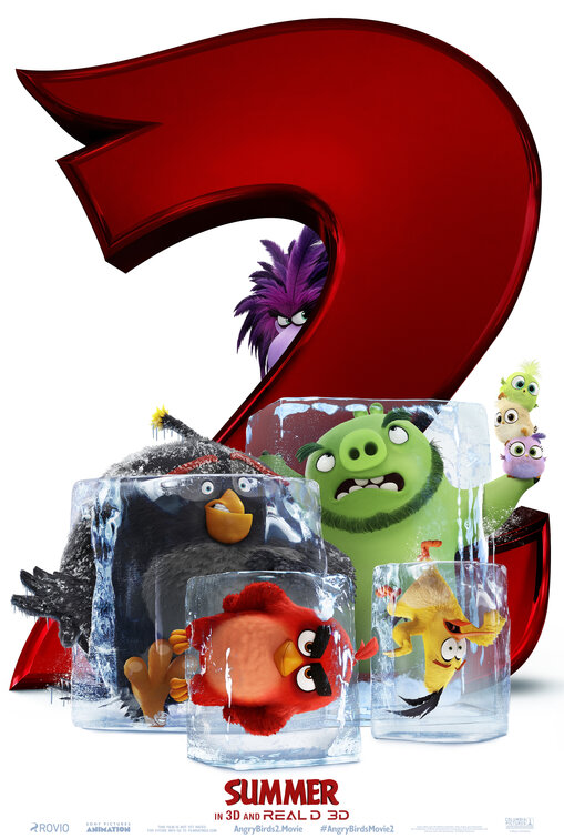 Angry Birds Movie 2 The Movie Spoiler