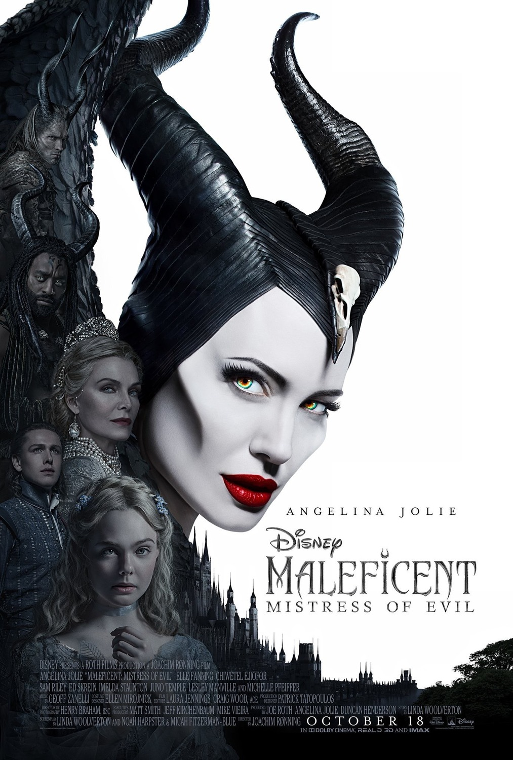 Maleficent Mistress Of Evil The Movie Spoiler