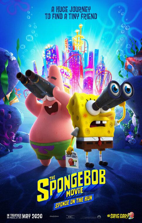 SPONGEBOB MOVIE: 2020