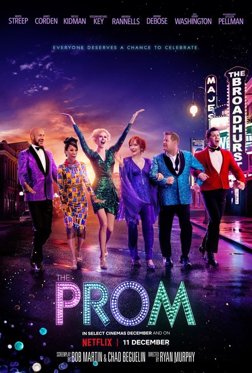 THE PROM – The Movie Spoiler